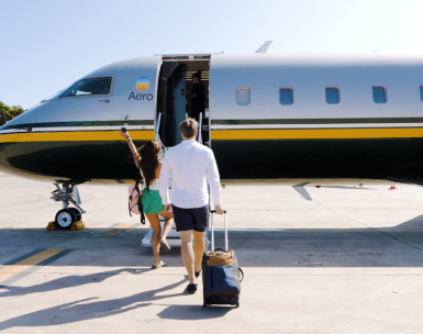 Backed by Expa, Aero is a premium air travel startup with $16M in funding